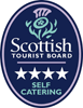 Visit Scotland 4 Star Self Catering